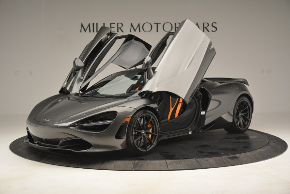 New 2019 McLaren 720S Coupe for sale Sold at Rolls-Royce Motor Cars Greenwich in Greenwich CT 06830 14