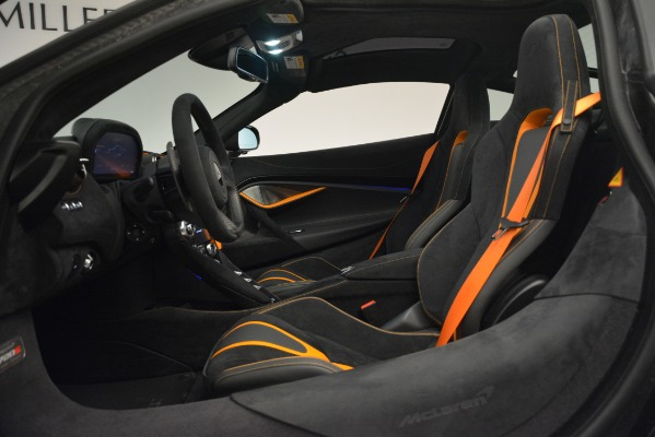 New 2019 McLaren 720S Coupe for sale Sold at Rolls-Royce Motor Cars Greenwich in Greenwich CT 06830 19