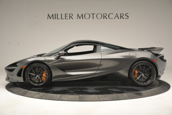 New 2019 McLaren 720S Coupe for sale Sold at Rolls-Royce Motor Cars Greenwich in Greenwich CT 06830 3