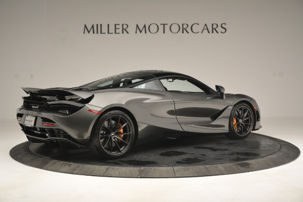 New 2019 McLaren 720S Coupe for sale Sold at Rolls-Royce Motor Cars Greenwich in Greenwich CT 06830 8