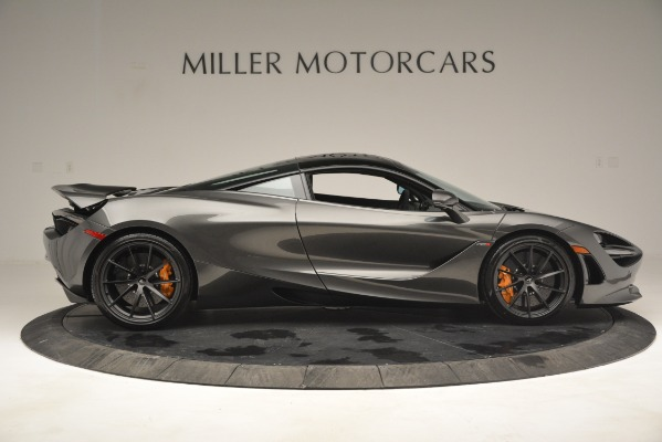 New 2019 McLaren 720S Coupe for sale Sold at Rolls-Royce Motor Cars Greenwich in Greenwich CT 06830 9