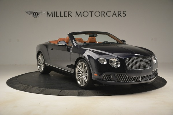 Used 2014 Bentley Continental GT Speed for sale Sold at Rolls-Royce Motor Cars Greenwich in Greenwich CT 06830 11