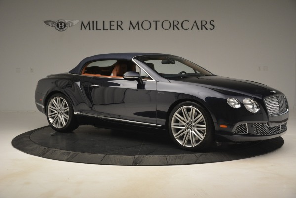Used 2014 Bentley Continental GT Speed for sale Sold at Rolls-Royce Motor Cars Greenwich in Greenwich CT 06830 18
