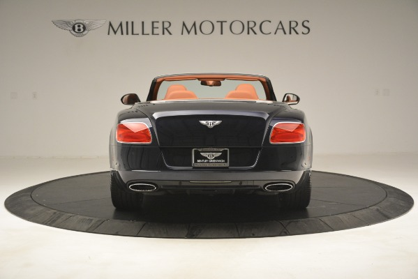 Used 2014 Bentley Continental GT Speed for sale Sold at Rolls-Royce Motor Cars Greenwich in Greenwich CT 06830 6
