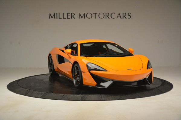 New 2019 McLaren 570S Coupe for sale Sold at Rolls-Royce Motor Cars Greenwich in Greenwich CT 06830 11