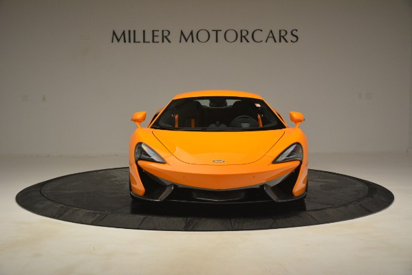 New 2019 McLaren 570S Coupe for sale Sold at Rolls-Royce Motor Cars Greenwich in Greenwich CT 06830 12
