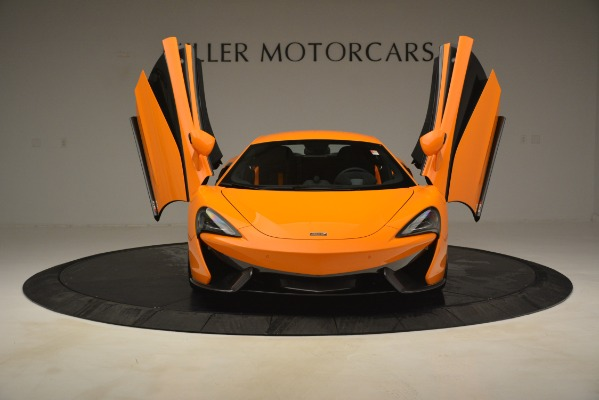 New 2019 McLaren 570S Coupe for sale Sold at Rolls-Royce Motor Cars Greenwich in Greenwich CT 06830 13