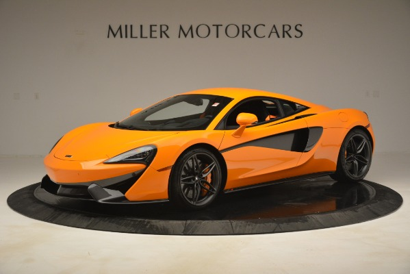 New 2019 McLaren 570S Coupe for sale Sold at Rolls-Royce Motor Cars Greenwich in Greenwich CT 06830 2