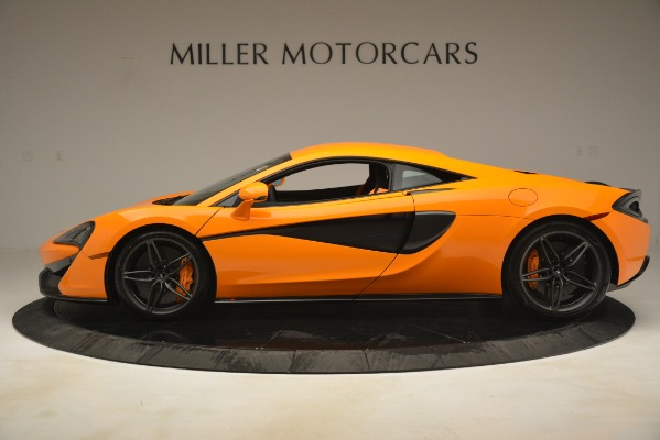 New 2019 McLaren 570S Coupe for sale Sold at Rolls-Royce Motor Cars Greenwich in Greenwich CT 06830 3