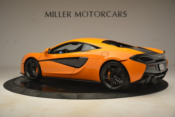 New 2019 McLaren 570S Coupe for sale Sold at Rolls-Royce Motor Cars Greenwich in Greenwich CT 06830 4