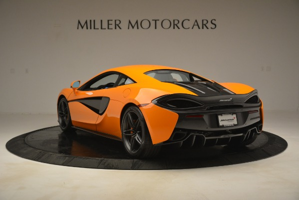 New 2019 McLaren 570S Coupe for sale Sold at Rolls-Royce Motor Cars Greenwich in Greenwich CT 06830 5