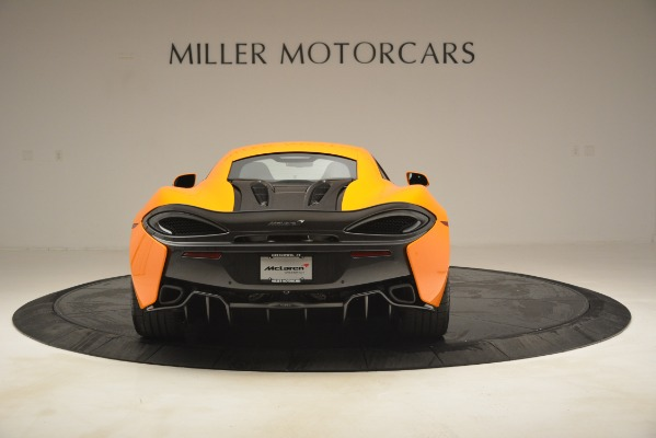New 2019 McLaren 570S Coupe for sale Sold at Rolls-Royce Motor Cars Greenwich in Greenwich CT 06830 6