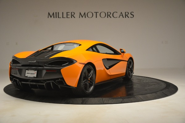 New 2019 McLaren 570S Coupe for sale Sold at Rolls-Royce Motor Cars Greenwich in Greenwich CT 06830 7