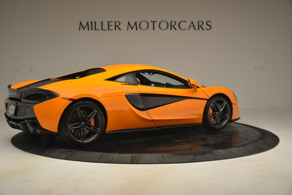 New 2019 McLaren 570S Coupe for sale Sold at Rolls-Royce Motor Cars Greenwich in Greenwich CT 06830 8