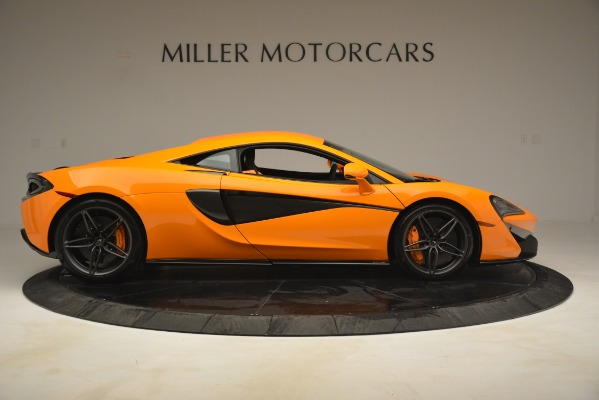New 2019 McLaren 570S Coupe for sale Sold at Rolls-Royce Motor Cars Greenwich in Greenwich CT 06830 9