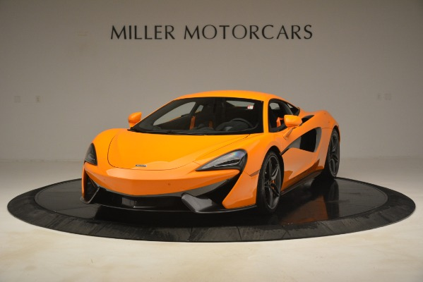 New 2019 McLaren 570S Coupe for sale Sold at Rolls-Royce Motor Cars Greenwich in Greenwich CT 06830 1