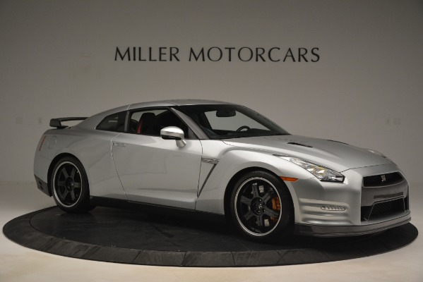Used 2013 Nissan GT-R Black Edition for sale Sold at Rolls-Royce Motor Cars Greenwich in Greenwich CT 06830 10