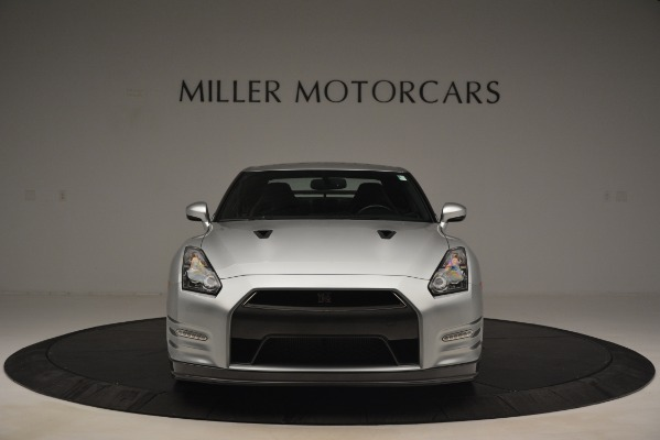Used 2013 Nissan GT-R Black Edition for sale Sold at Rolls-Royce Motor Cars Greenwich in Greenwich CT 06830 12