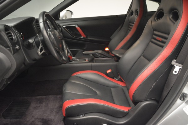 Used 2013 Nissan GT-R Black Edition for sale Sold at Rolls-Royce Motor Cars Greenwich in Greenwich CT 06830 16
