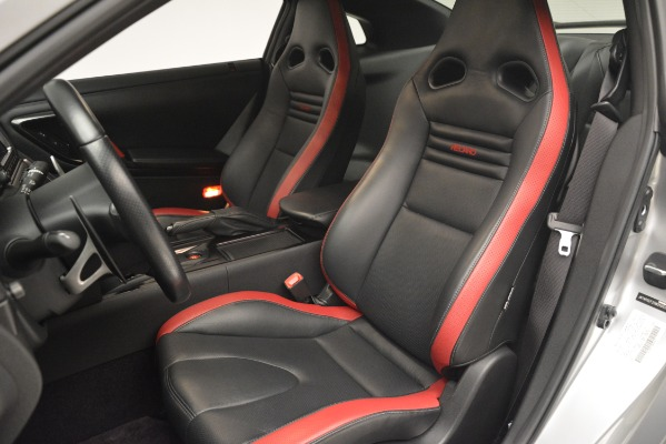 Used 2013 Nissan GT-R Black Edition for sale Sold at Rolls-Royce Motor Cars Greenwich in Greenwich CT 06830 17