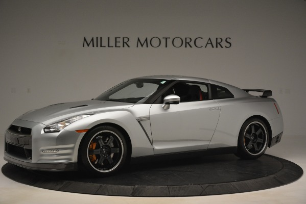 Used 2013 Nissan GT-R Black Edition for sale Sold at Rolls-Royce Motor Cars Greenwich in Greenwich CT 06830 2