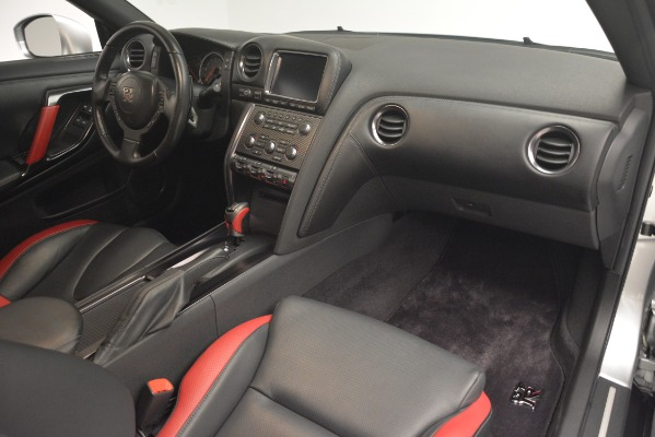 Used 2013 Nissan GT-R Black Edition for sale Sold at Rolls-Royce Motor Cars Greenwich in Greenwich CT 06830 20
