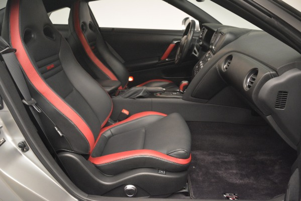 Used 2013 Nissan GT-R Black Edition for sale Sold at Rolls-Royce Motor Cars Greenwich in Greenwich CT 06830 21