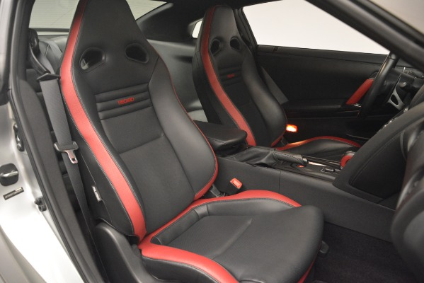 Used 2013 Nissan GT-R Black Edition for sale Sold at Rolls-Royce Motor Cars Greenwich in Greenwich CT 06830 22