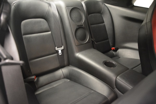 Used 2013 Nissan GT-R Black Edition for sale Sold at Rolls-Royce Motor Cars Greenwich in Greenwich CT 06830 23