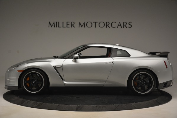 Used 2013 Nissan GT-R Black Edition for sale Sold at Rolls-Royce Motor Cars Greenwich in Greenwich CT 06830 3