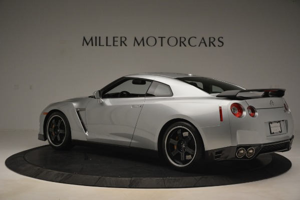 Used 2013 Nissan GT-R Black Edition for sale Sold at Rolls-Royce Motor Cars Greenwich in Greenwich CT 06830 4