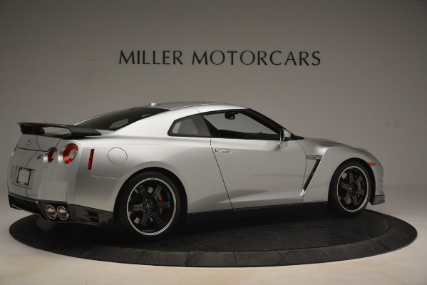 Used 2013 Nissan GT-R Black Edition for sale Sold at Rolls-Royce Motor Cars Greenwich in Greenwich CT 06830 8