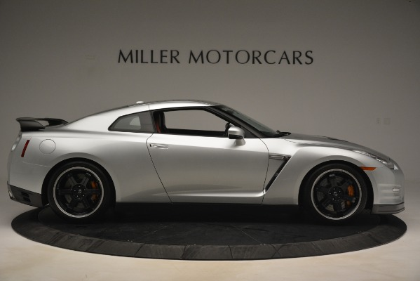 Used 2013 Nissan GT-R Black Edition for sale Sold at Rolls-Royce Motor Cars Greenwich in Greenwich CT 06830 9