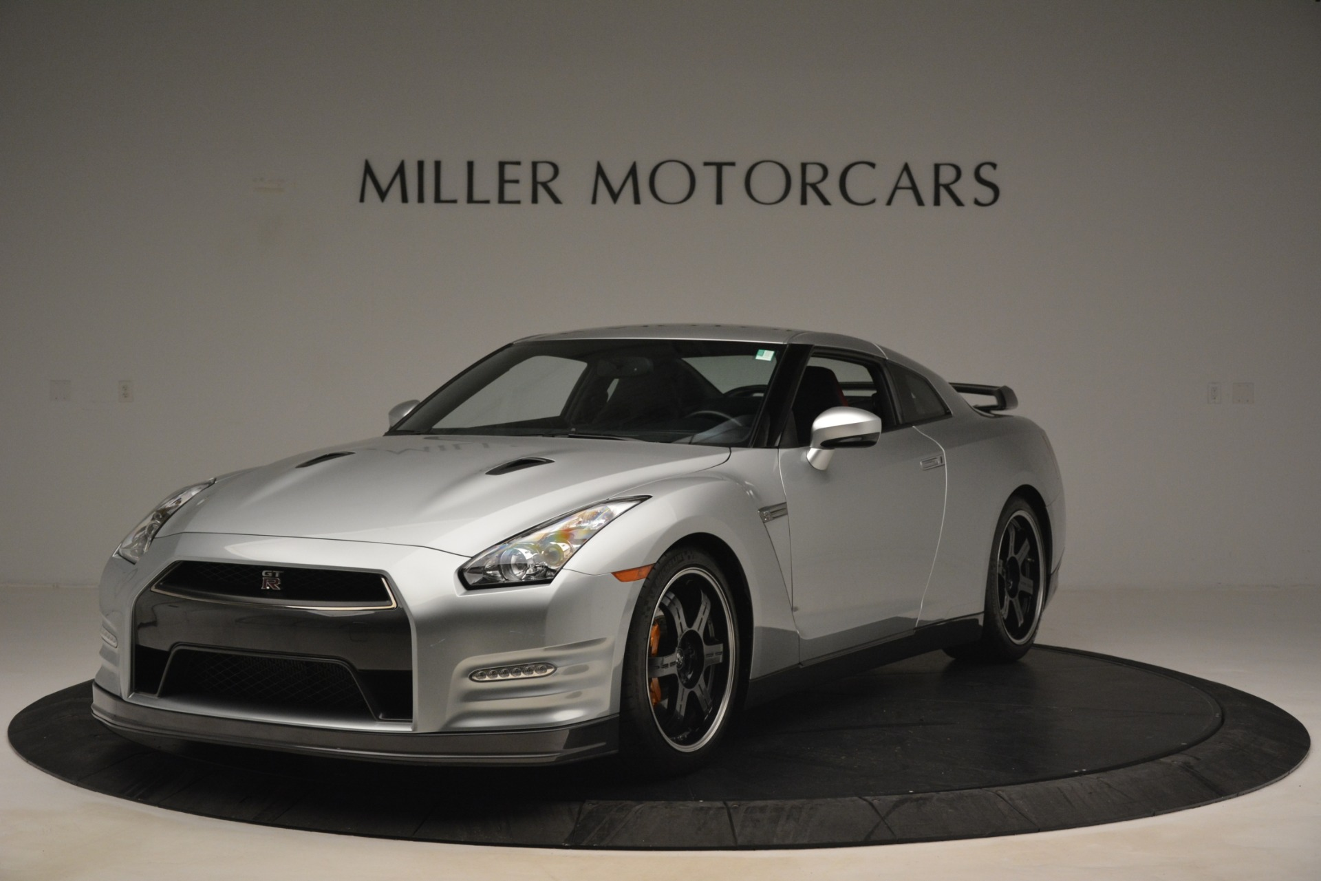 Used 2013 Nissan GT-R Black Edition for sale Sold at Rolls-Royce Motor Cars Greenwich in Greenwich CT 06830 1