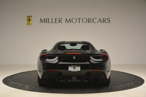 Used 2018 Ferrari 488 Spider for sale Sold at Rolls-Royce Motor Cars Greenwich in Greenwich CT 06830 18
