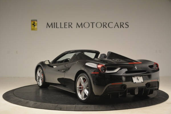 Used 2018 Ferrari 488 Spider for sale Sold at Rolls-Royce Motor Cars Greenwich in Greenwich CT 06830 5