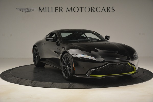 New 2019 Aston Martin Vantage Coupe for sale Sold at Rolls-Royce Motor Cars Greenwich in Greenwich CT 06830 12