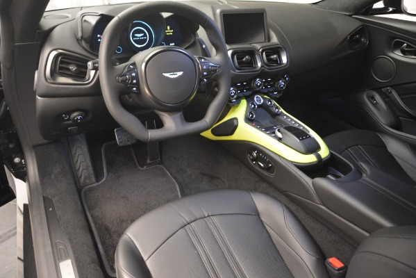 New 2019 Aston Martin Vantage Coupe for sale Sold at Rolls-Royce Motor Cars Greenwich in Greenwich CT 06830 14
