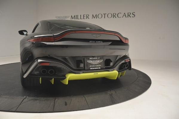 New 2019 Aston Martin Vantage Coupe for sale Sold at Rolls-Royce Motor Cars Greenwich in Greenwich CT 06830 19