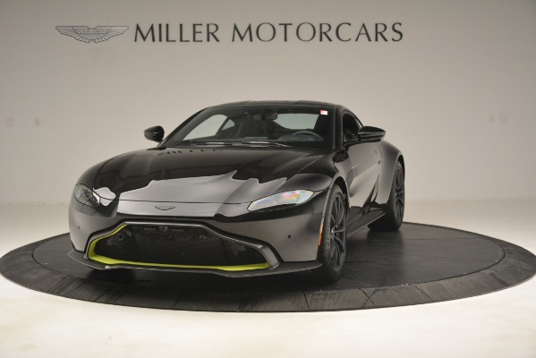 New 2019 Aston Martin Vantage Coupe for sale Sold at Rolls-Royce Motor Cars Greenwich in Greenwich CT 06830 2