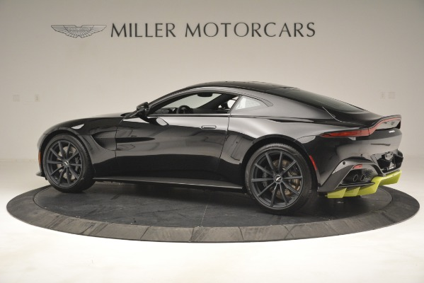 New 2019 Aston Martin Vantage Coupe for sale Sold at Rolls-Royce Motor Cars Greenwich in Greenwich CT 06830 5