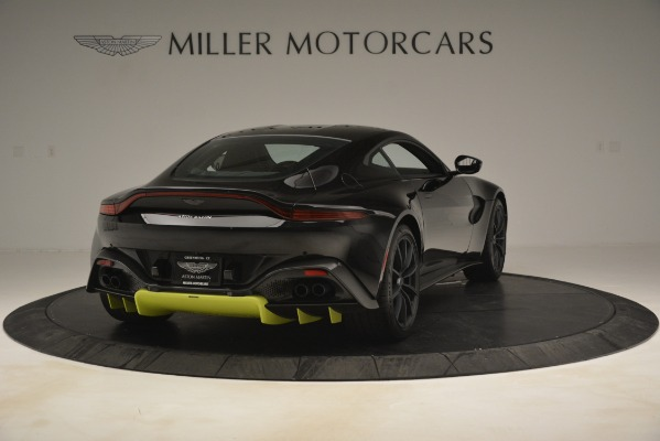New 2019 Aston Martin Vantage Coupe for sale Sold at Rolls-Royce Motor Cars Greenwich in Greenwich CT 06830 8