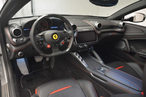 Used 2018 Ferrari GTC4LussoT V8 for sale $219,900 at Rolls-Royce Motor Cars Greenwich in Greenwich CT 06830 13