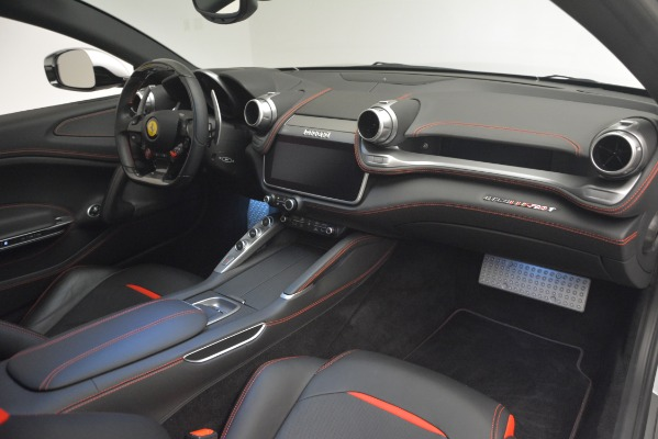 Used 2018 Ferrari GTC4LussoT V8 for sale $219,900 at Rolls-Royce Motor Cars Greenwich in Greenwich CT 06830 18