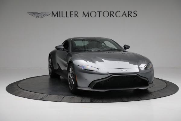 New 2019 Aston Martin Vantage Coupe for sale Sold at Rolls-Royce Motor Cars Greenwich in Greenwich CT 06830 10
