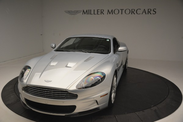Used 2009 Aston Martin DBS Coupe for sale Sold at Rolls-Royce Motor Cars Greenwich in Greenwich CT 06830 14