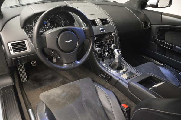 Used 2009 Aston Martin DBS Coupe for sale Sold at Rolls-Royce Motor Cars Greenwich in Greenwich CT 06830 18