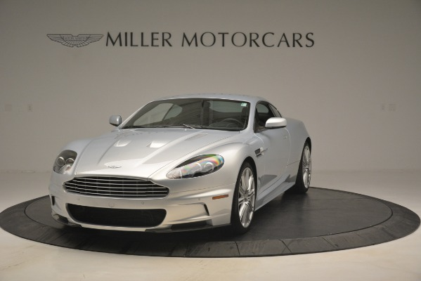 Used 2009 Aston Martin DBS Coupe for sale Sold at Rolls-Royce Motor Cars Greenwich in Greenwich CT 06830 2