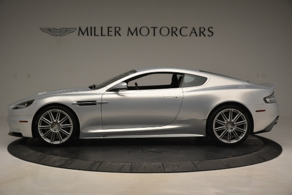 Used 2009 Aston Martin DBS Coupe for sale Sold at Rolls-Royce Motor Cars Greenwich in Greenwich CT 06830 3