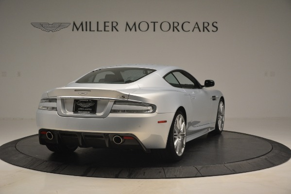 Used 2009 Aston Martin DBS Coupe for sale Sold at Rolls-Royce Motor Cars Greenwich in Greenwich CT 06830 7